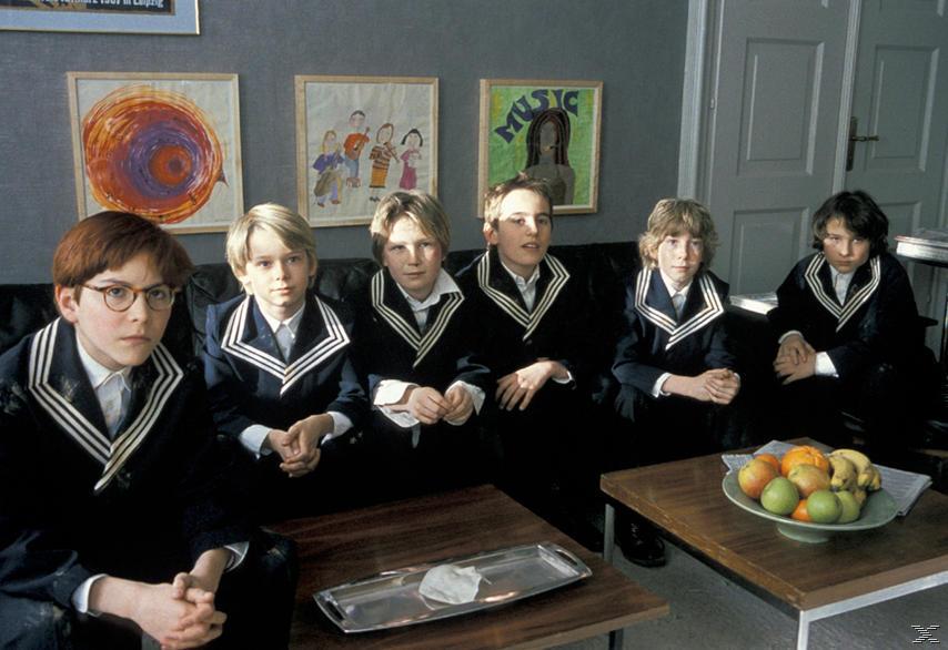 Das fliegende Klassenzimmer - Nach dem Roman von Erich Kästner - (DVD)