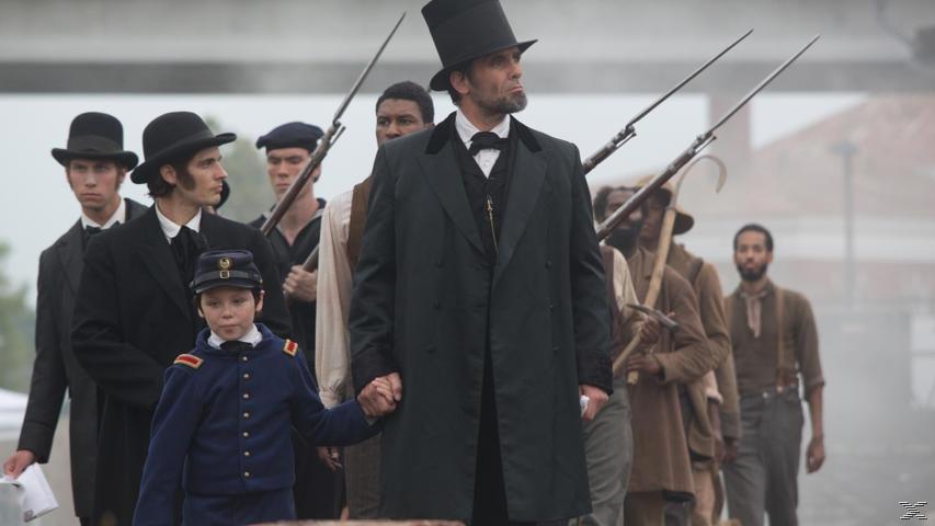 Tom Hanks - Die Lincoln Verschwörung [DVD]
