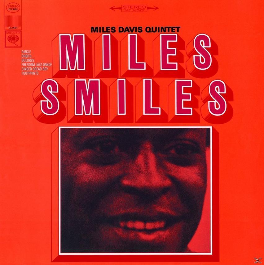 MILES SMILES (LP)