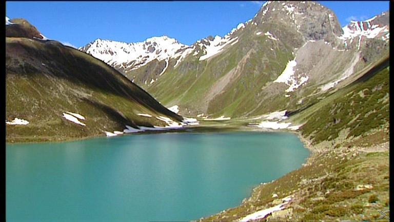 Die letzten Paradiese - Die Alpen der Steinadler - (DVD)