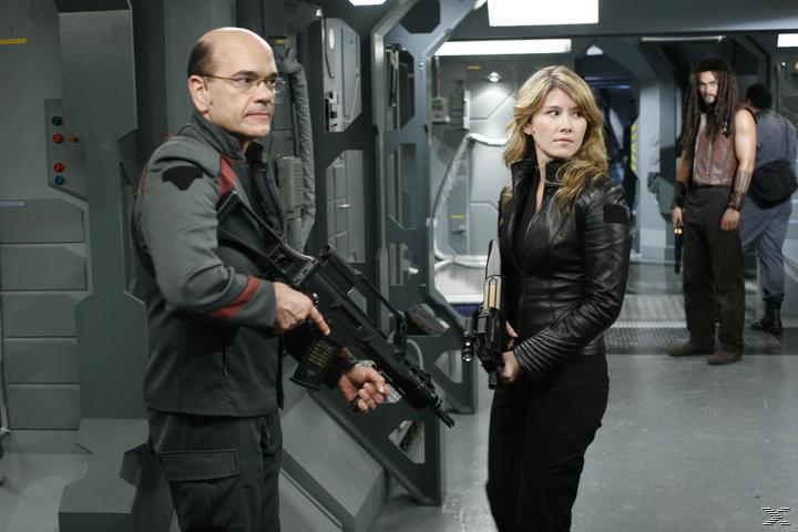 Stargate Atlantis - Staffel 5 - (DVD)