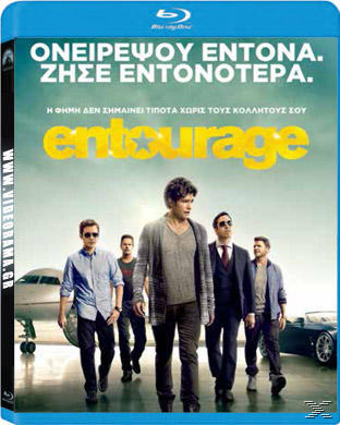 ENTOURAGE[BLU RAY]