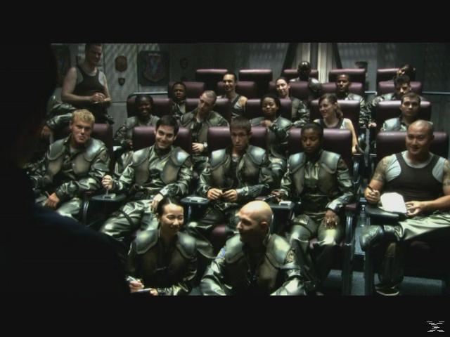 Battlestar Galactica - Staffel 2.2 [DVD]