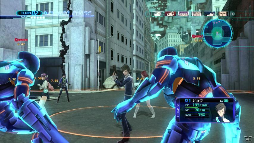 Lost Dimension - ReLaunch - PlayStation Vita