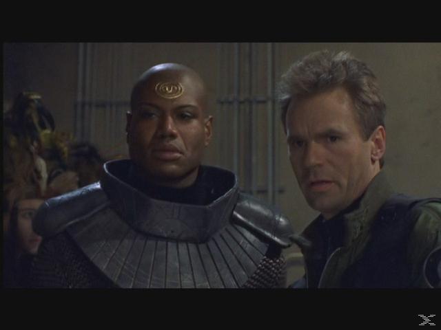 STARGATE SG-1 - DAS TOR ZUM UNIVERSUM (DIR.CUT/REM [DVD]
