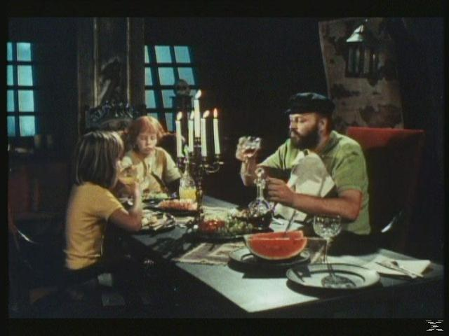 Pippi in Taka-Tuka-Land [DVD]