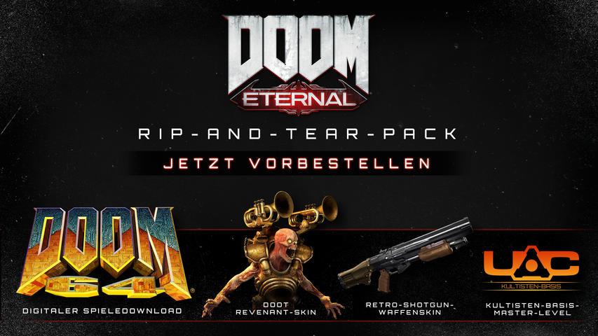DOOM Eternal Collectors Edition PC