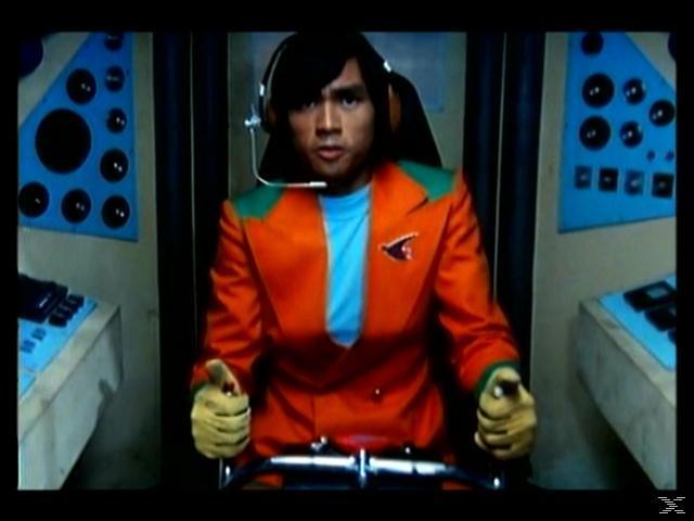 ROBOTER DER STERNE - TRASH COLLECTION 34 - (DVD)