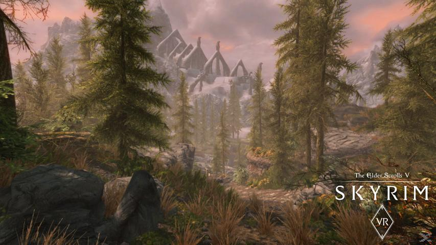 The Elder Scrolls V: Skyrim VR - PlayStation 4