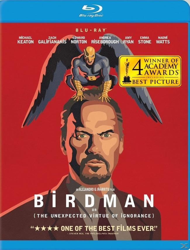 BIRDMAN [BLU RAY]