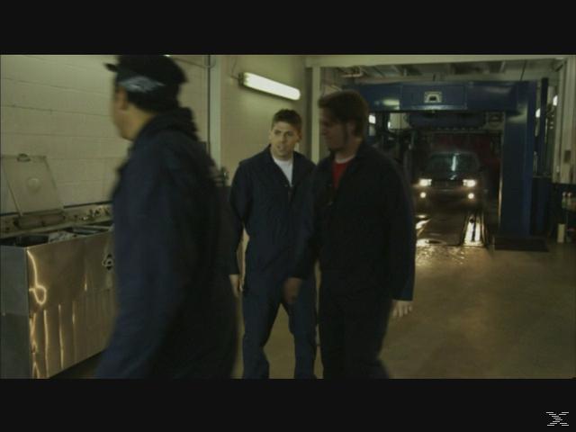 Creep Van - Terror auf vier Rädern [DVD]