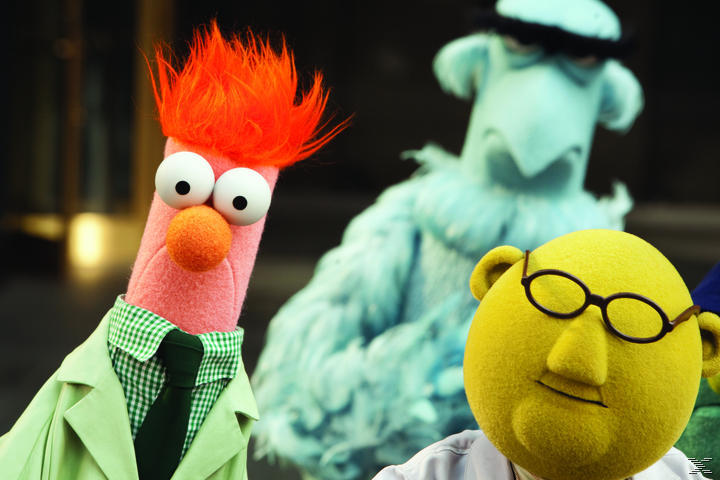 Muppets - Der Film Komödie DVD