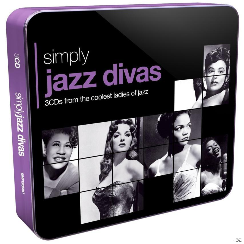 SIMPLY JAZZ DIVAS (3CD)