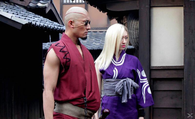 Takashi Miike - Box - 13 Assassins, Hara-Kiri: Death of a Samurai, Blade of the Immortal) - (DVD)