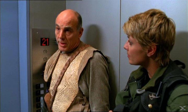 Stargate Kommando SG1 - Staffel 4 [DVD]