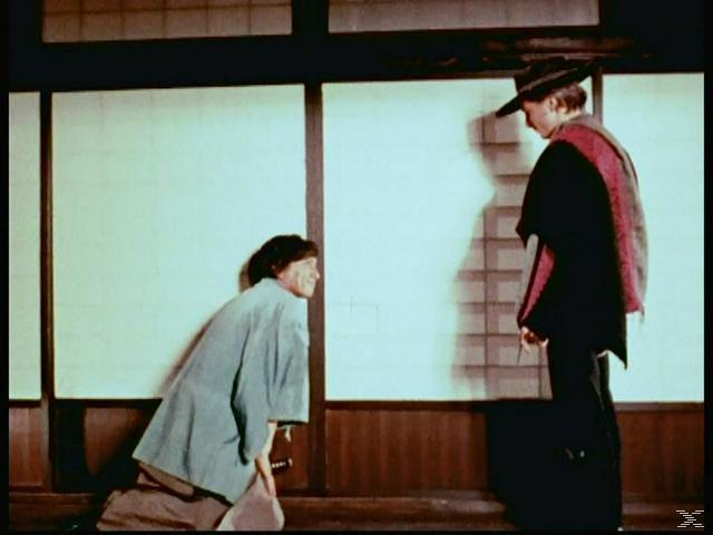 Der Fremde und der Samurai - (DVD)