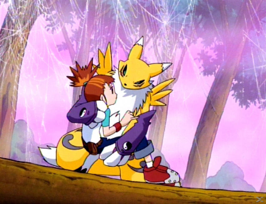 Digimon Tamers - Vol. 1 - (DVD)