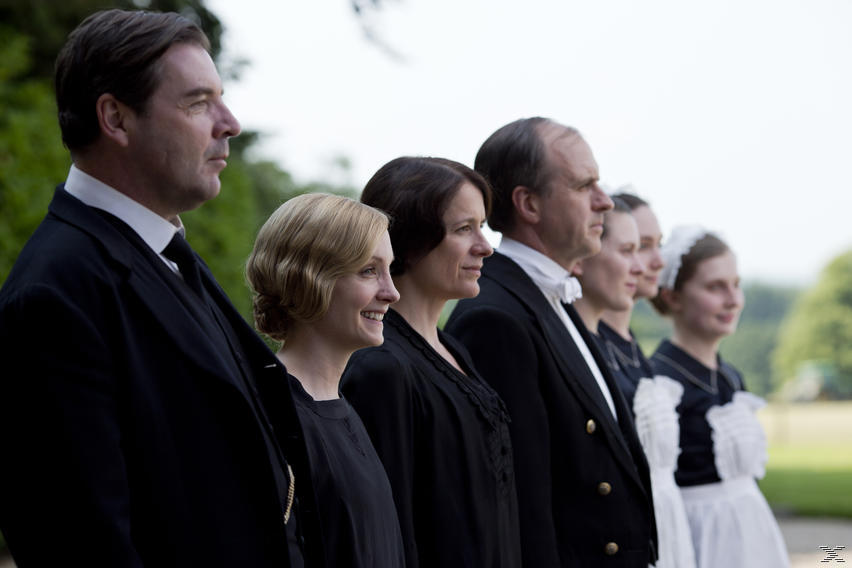 Downton Abbey - Die komplette Serie - (DVD)