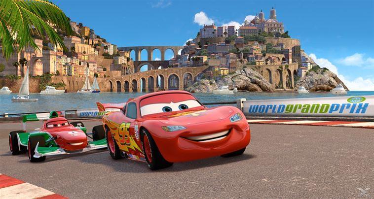 Cars 2 Komödie DVD