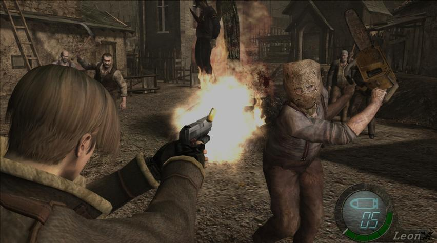 Resident Evil 4 HD - PC