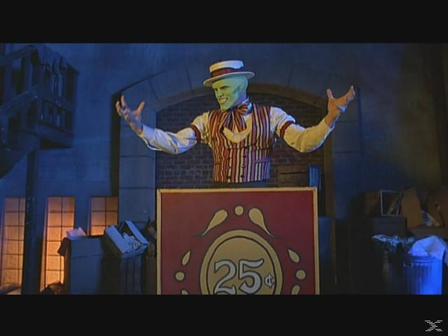 Die Maske - Von Null auf Held [Blu-ray]