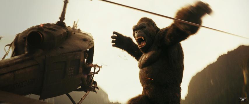 Kong: Skull Island - (3D Blu-ray)