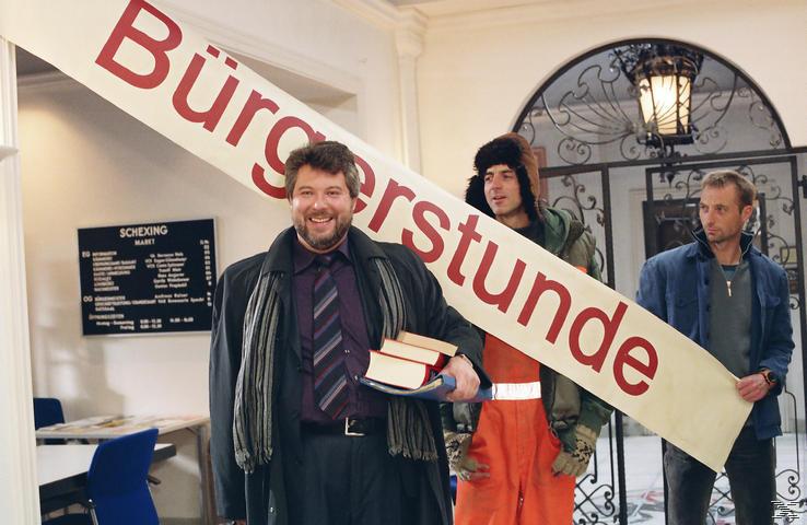 DER KAISER VON SCHEXING - 1.STAFFEL [DVD]