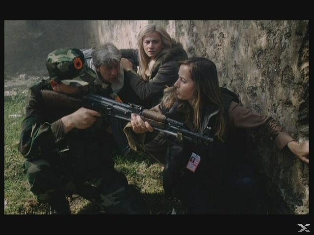 Anatema - Albanian War ( Kosovo-Inferno) [DVD]