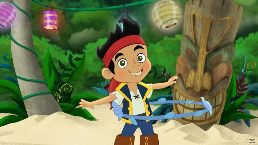 Jake und die Nimmerland Piraten - Yo Matrosen, o hey! - (DVD)