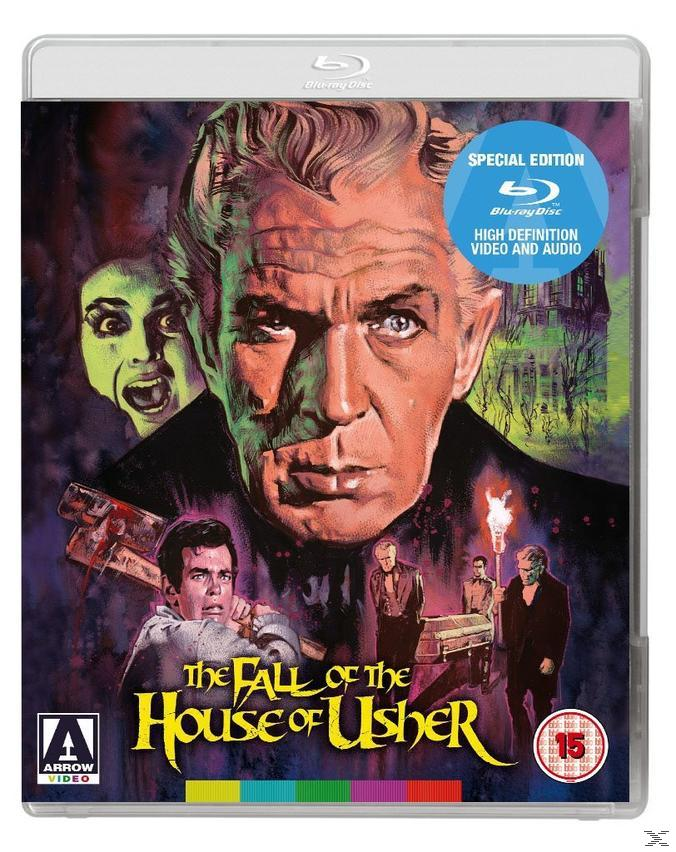 FALL OF THE HOUSE OF USHER (BLU RAY)