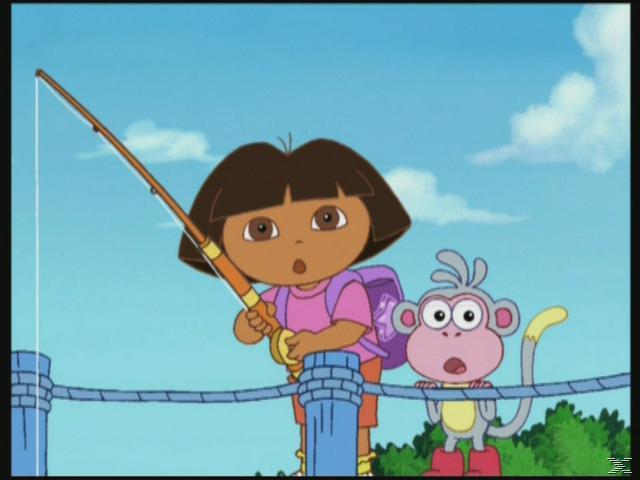 Dora - Dora und die Hundebabys - (DVD)