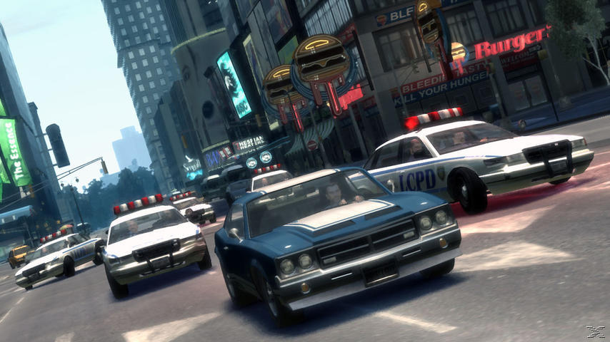Grand Theft Auto 4 - PC