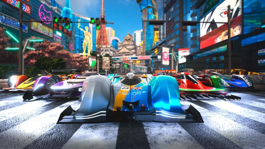 Xenon Racer für Xbox One