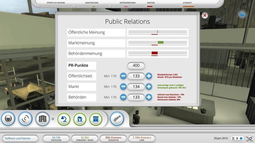 wirtschaftssimulation spiele online