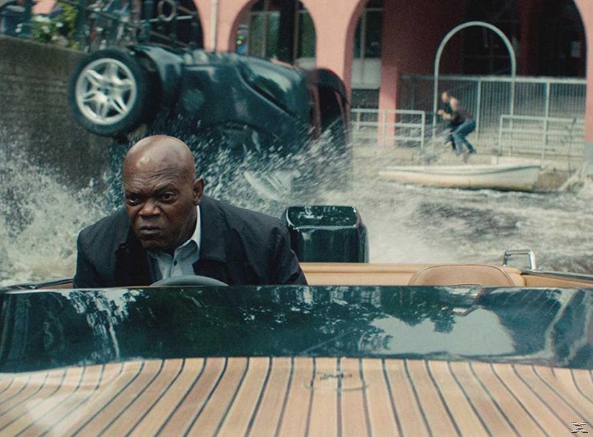 Killer's Bodyguard - Leben am Abzug! Action Blu-ray