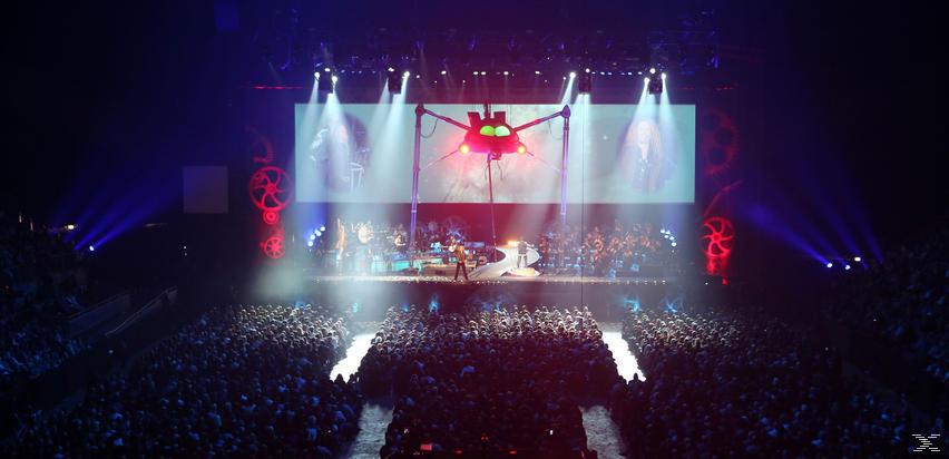 Jeff Wayne's Musical Version von 'Der Krieg der Welten' - The new Generation [Blu-ray]
