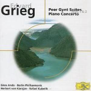 Grieg: Piano Concerto/Peer Gynt Suites No.1&2