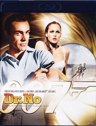 Τζέιμς Μποντ, Πράκτωρ 007 Εναντίον Δρ.Νο
