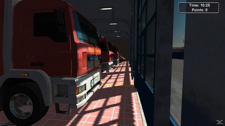 Airport Feuerwehr - Die Simulation - PC