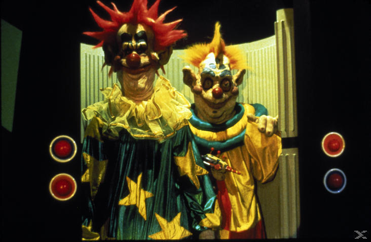 Killer Klowns from Outer Space (KSM Klassiker) [DVD]