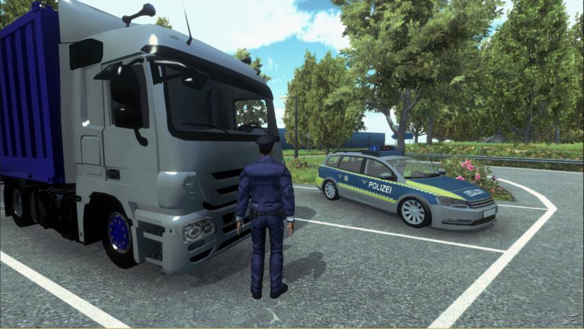 Autobahnpolizei-Simulator 2015 - PC