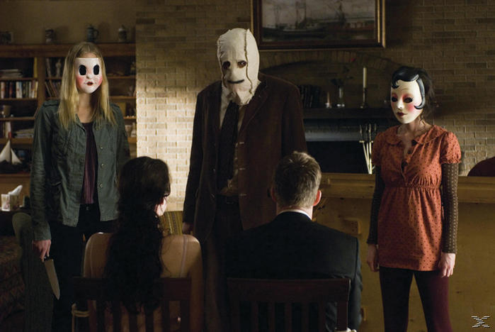 The Strangers (Steelbook Collection) [DVD]