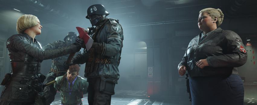 Wolfenstein The New Order & The Old Blood - PlayStation 4