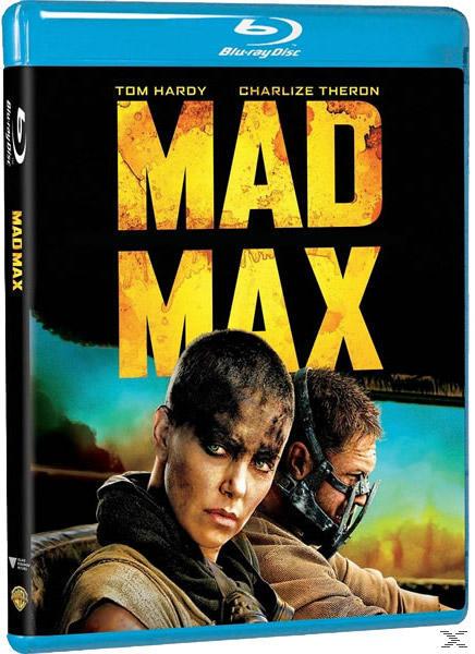 MAD MAX:Ο ΔΡΟΜΟΣ ΤΗΣ ΟΡΓΗΣ[BLU RAY]