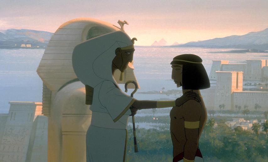PRINZ VON ÄGYPTEN Animation/Zeichentrick Blu-ray