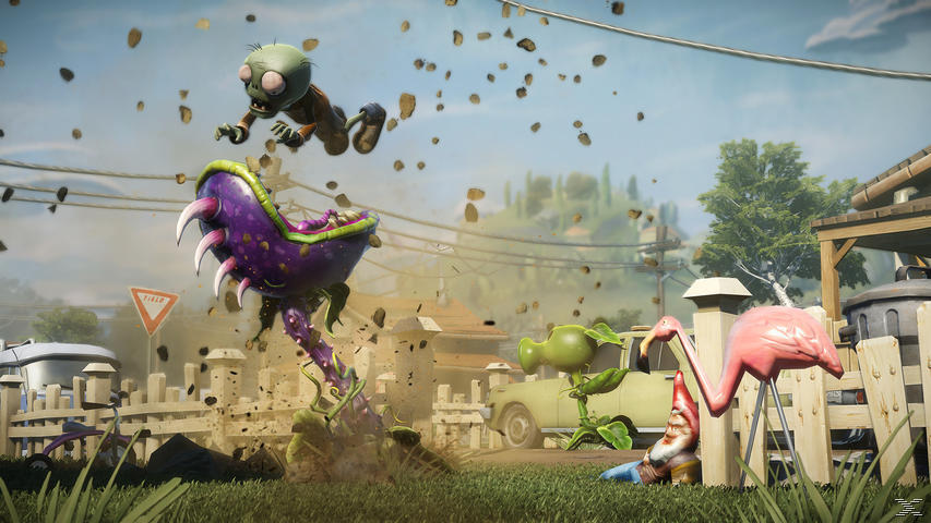 Plants vs. Zombies: Garden Warfare [Xbox One]