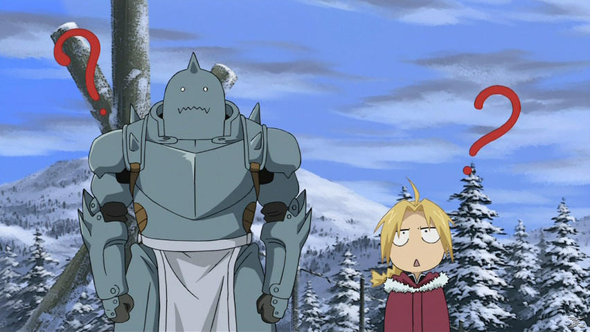 Fullmetal Alchemist - Brotherhood - Volume 5 (Folge 33-40) [Blu-ray]