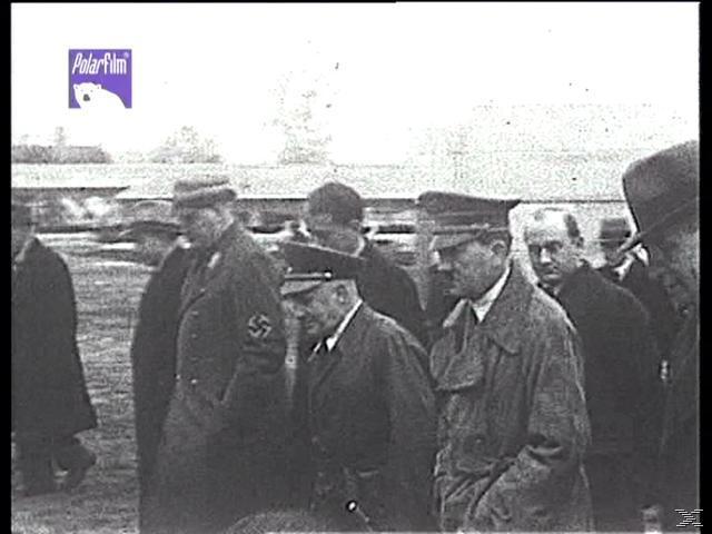 EUROPA IN FLAMMEN 1-DIE FRIEDENSJAHRE 1933-1939 - (DVD)