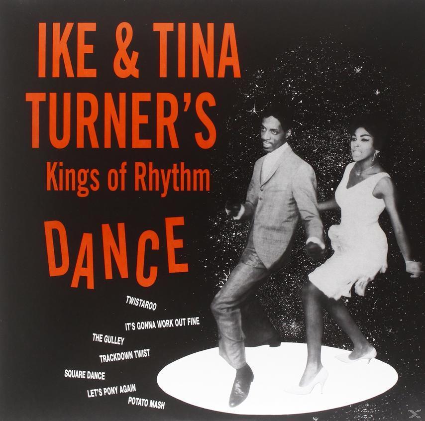 KINGS OF RHYTHM DANCE (LP)