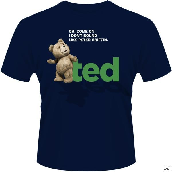 TED -OH COME ON -XXL-BLUE